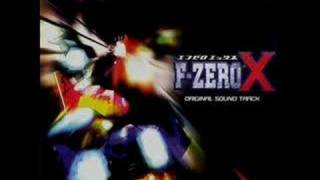 F-Zero X: EXpansion Kit - White Land