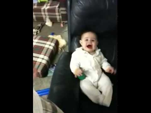 Babies Freaking Love Xbox 360 Controllers