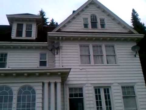 The Rutherglen Mansion. Longview, WA.