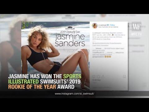 Jasmine Sanders | Top model from Germany