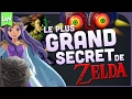 Théorie sur the Legend of Zelda : Le Plus Grand Secret, de l'Intrigue.