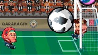 Head Ball 2! Мини футбол! Тяжелый матч! Футбол без правил! игра на андроид!