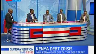 Political pages: Kenya's debt crisis