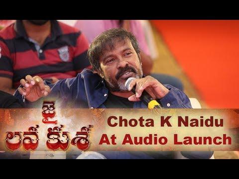 Chota K Naidu Speech At Jai Lava Kusa Audio Launch
