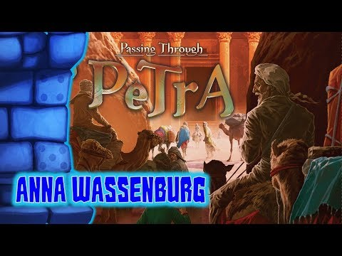 Passing Through Petra review with Anna