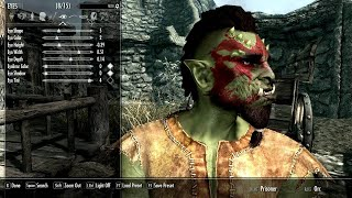 Skyrim Mods: Better Orc Presets (PS4/XBOX1)
