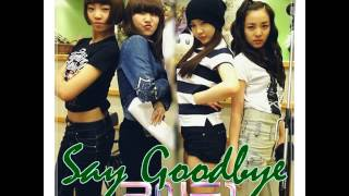 2NE1 - Say Goodbye (Extended ver.)
