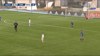 R.F.F.M. - Jornada 15 - Primera División Autonómica Alevín (Grupo 1): Real Madrid C.F. 1-0 C.D. Canillas.