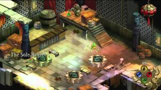 First Footage Of Bastion