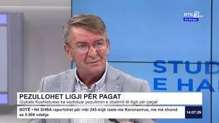 RTK3 Lajmet e orës 14:00 03.04.2020