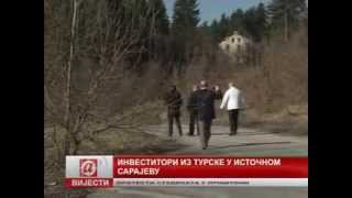 preview picture of video 'Bolnica Istočno Sarajevo - Kasindo 07.02.2014.'