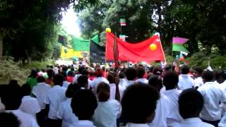 preview picture of video '2013-07-24 Pochod ke Dni Dětí 2 | Children march during Children's day'