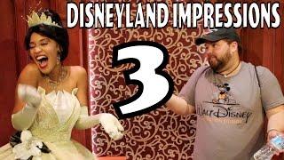 I BROKE TIANA! - Disneyland Impressions Pt.3