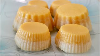 How I Make PutoFlan | Filipino Dessert