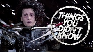 7 Things You (Probably) Didnt Know About Edward Scissorhands!