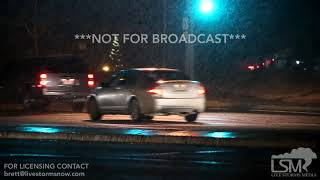 12-12-2018 Aurora, Colorado Moderate Snowfall preludes Impending Plains Storm