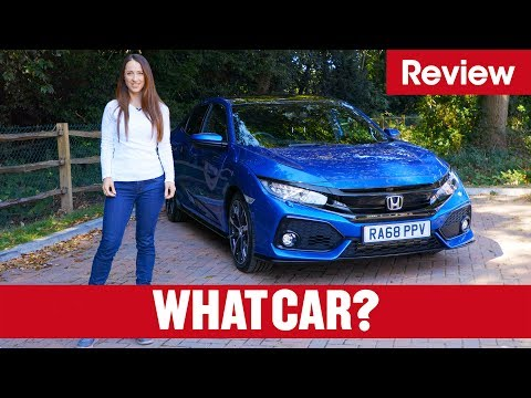 2020 Honda Civic review – better than a VW Golf? | What Car?