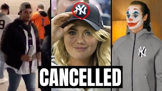 Yankee Fans Must Be CANCELLED.. Or Not?