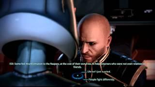 Mass Effect 3- EDI Shows True Love for Joker..