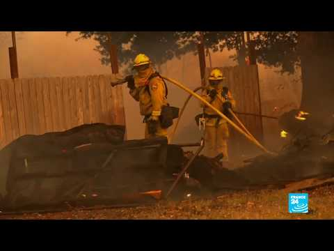 California wildfires: Mendocino Complex fire becomes 5th largest in the state's history
