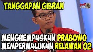 BERITA TERBARU HARI INI ~ BARU 12 MEI 2019 ~ Tanggapan Gibran, Mengh3mp4sk4n Prabowo