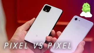 Google Pixel 4 vs Google Pixel 3: Worth the upgrade?