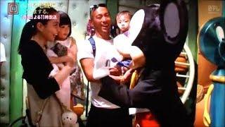 海老蔵さん麻央さん家族でディズニーランド2014年10月