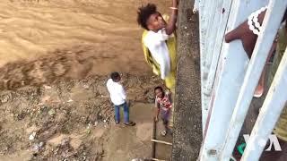 Heavy flood i Diredawa