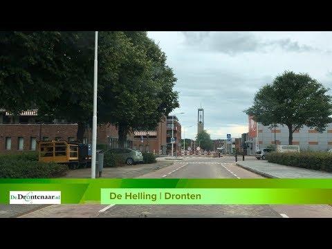 VIDEO | Eerste stukje van De Helling is weer open: parkeerplaats beter bereikbaar