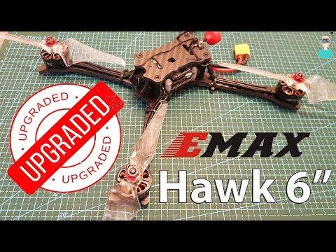 Emax Hawk 5 - 6 Inch Arms Upgrade