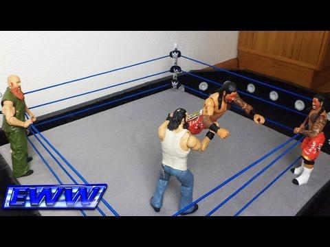 The Usos vs. Luke Harper & Erick Rowan: WWE EWW, Oct. 29, 2016