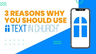 Text In Church video