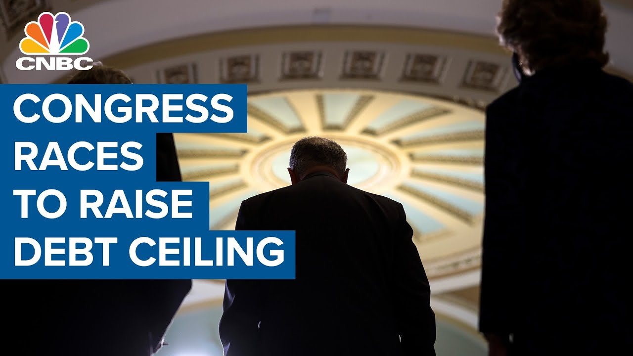 Congress races to raise financial obligation ceiling, prevent federal government shutdown thumbnail
