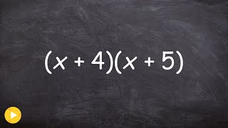 How To Use The Distributive Property To Multiply Binomials - Polynomials