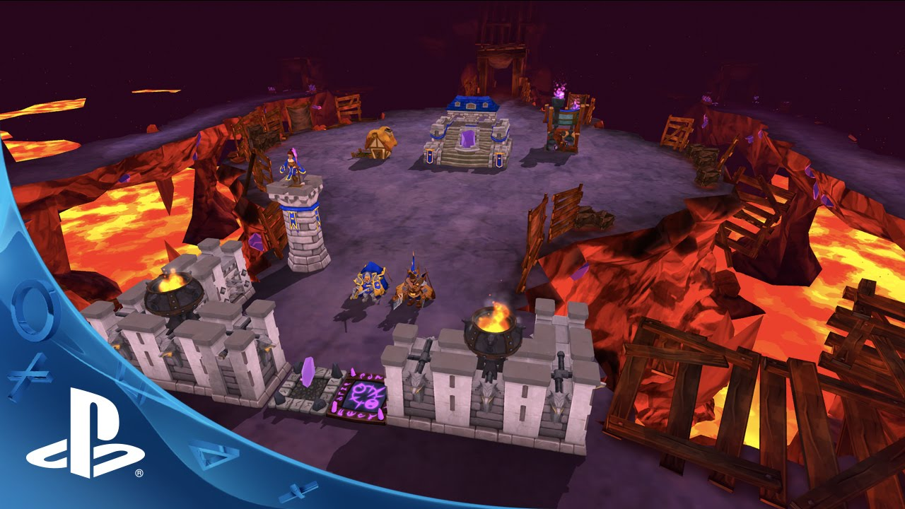 The Castle Game Coming to PS4