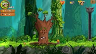 Jungle Adventures 2 - World1 - Level5 - Gameplay