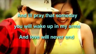I'll Be There - Julie Anne San Jose w/ Lyrics HQ