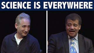 StarTalk Live Podcast: Science Is Everywhere with Neil deGrasse Tyson & Brian Greene -StarTalk @ BAM