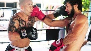Zubayra Tukhugov(Зубайра Тухугов) at Tiger Muay Thai and MMA Training Camp