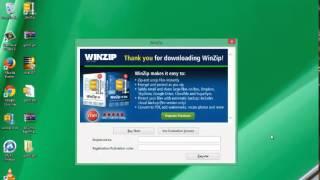How To Zip Files Using WinZip