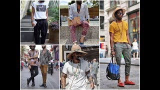 Mens Hippie And Boho Outfits Ideas - Latest Fashion Trends