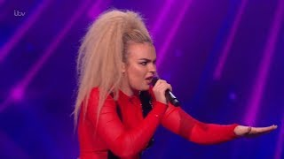 The X Factor The Band Tallia Storm Making Of A Girl Band S01e02