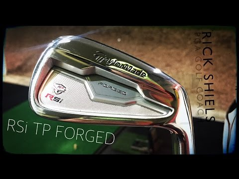 TaylorMade RSi TP Forged Irons Review