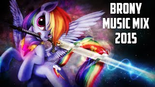 【BRONY MUSIC MEGAMIX 2015】