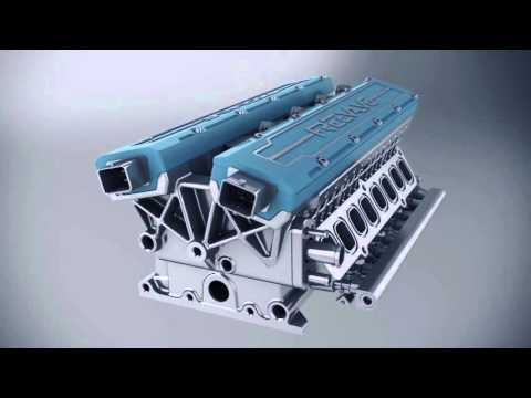 Koenigsegg deescribes Freevalve – camless engine