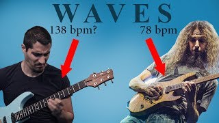 Waves By Guthrie Govan, But Everytime It Loops It's 10bpm Faster (w/ MISTAKE COUNTER)