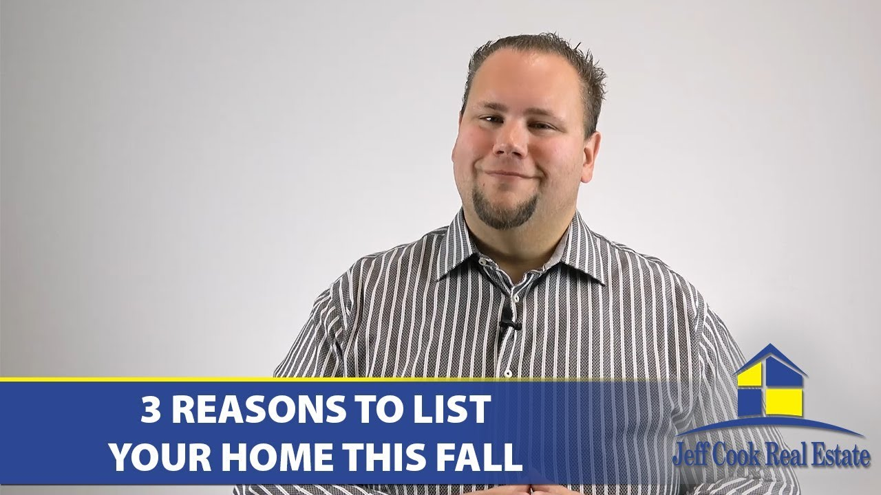 3 Reasons to Sell Your Charleston Home This Fall