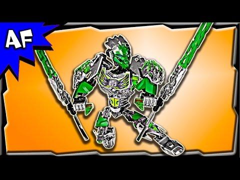 Vidéo LEGO Bionicle 71305 : Lewa - Unificateur de la Jungle