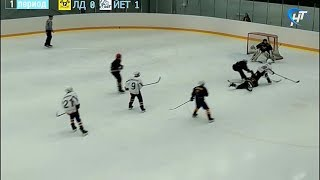 Родители хоккеистов из «Йети 2006» обеспокоены ситуацией с поездкой на всероссийские соревнования