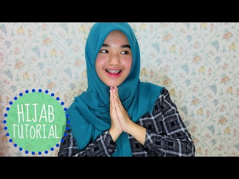 Video My Simple Daily Hijab Style!♡ (Indonesia) || Nada Syifaa